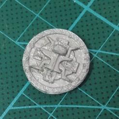 Descargar Modelos 3D para imprimir gratis Escudo Kojacs, jackrocco