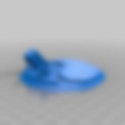 90mm_base.stl Download free STL file 90mm base • 3D printer design, Tatsura