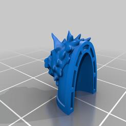 Descargar archivo 3D gratis Alfa Wolf con un Blackmane, Tatsura