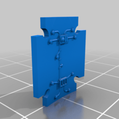 StormW_SS_In_Rune.png Download free STL file Small Shield of the Pack • 3D printer template, Tatsura