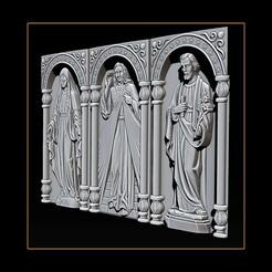 001.jpg Download free STL file Relief for CNC 3D print model • 3D printable model, briarena8185