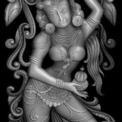 001.jpg Download free STL file 3D Modeling and CNC carving of a Asian Decor Antique Sculpture  • 3D print model, briarena8185