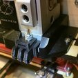 Download free 3D printer designs Part Cooling Fan Mount for Bulldog Extruder, Vishell