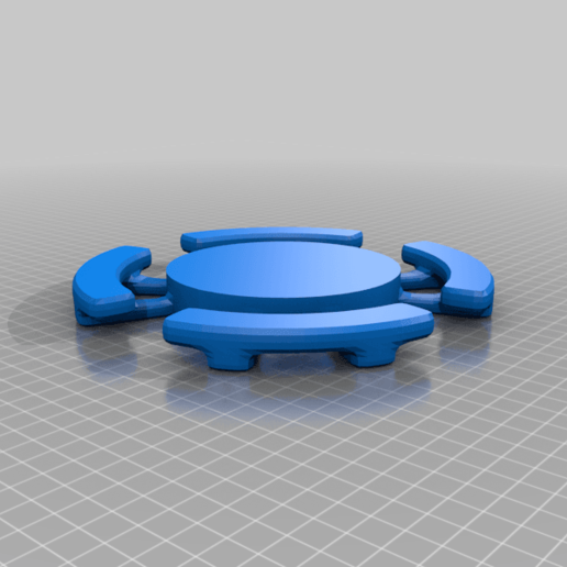 Download Free Stl File Among Us Cafeteria Table And Emergency Button 3d Printer Object Cults