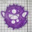 3D printer files Undersea Cookie Cutter Set, FatDogCookieCutters