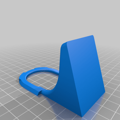 Download free 3D printing files Thermostat Desk Stand, kasinatorhh