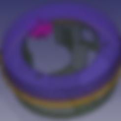 Télécharger fichier STL gratuit Petit Disco Ball Drive 3D Scanner Photo Platine Rotation Lente • Objet pour imprimante 3D, kasinatorhh
