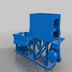 CardCart_V5_Overview.png Download free STL file Card Cart • Model to 3D print, kasinatorhh