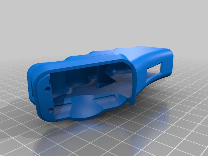 Gripper_V3.png Télécharger fichier STL gratuit BTRemote 4/5 axes, télécommande à une main avec gyroscope, Bluetooth, écran • Plan à imprimer en 3D, kasinatorhh