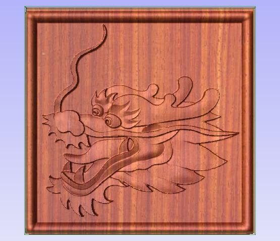 Dragon.jpg Download free STL file Dragon Head • 3D print design, Account-Closed