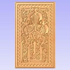 Panel.jpg Download free STL file Wall Panel • 3D printable design, Account-Closed
