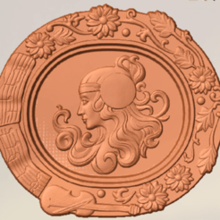 Cameo1.png Download free STL file Cameo • 3D print design, Account-Closed
