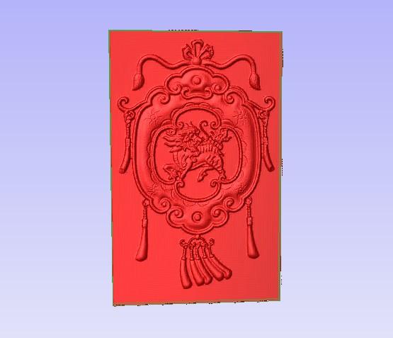 Chin0.jpg Télécharger fichier STL gratuit Décoration chinoise • Modèle pour imprimante 3D, Account-Closed