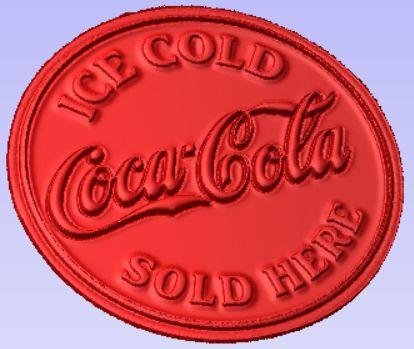 Coke1.jpg Download free STL file Coke • 3D printer design, Account-Closed