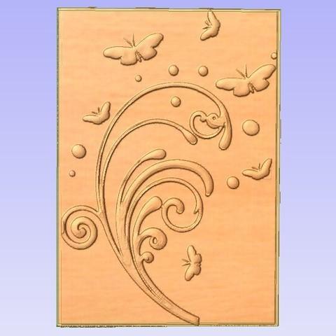 Swirl.jpg Télécharger fichier STL gratuit Tourbillon • Plan imprimable en 3D, Account-Closed