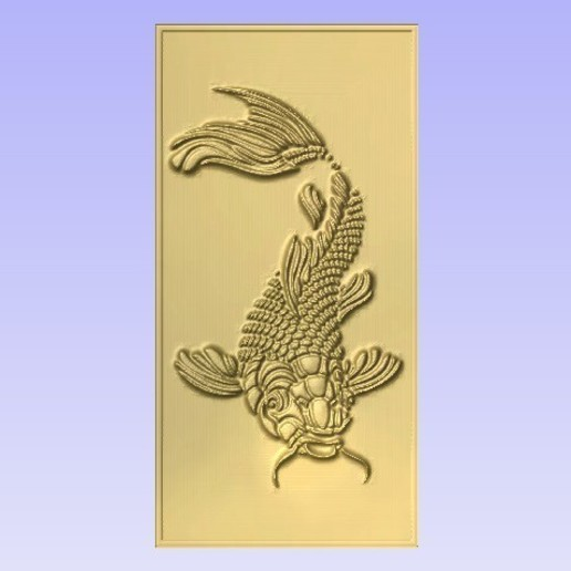 Download free 3D printer designs Koi fish, Account-Closed