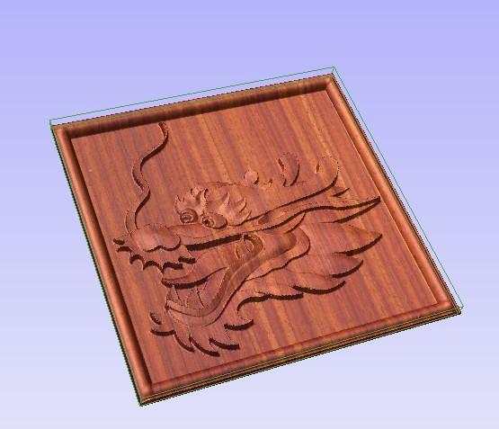 Dragon2.jpg Télécharger fichier STL gratuit Tête de dragon • Objet imprimable en 3D, Account-Closed
