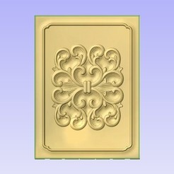 Panel0.jpg Download free STL file 3D Decorative Piece • Object to 3D print, Account-Closed