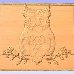 Download free 3D printing files Owl, Account-Closed