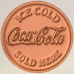 Download free 3D printing models Coke, Account-Closed