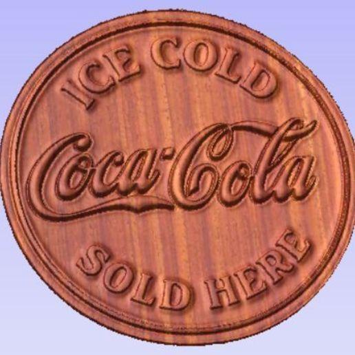Coke2.jpg Download free STL file Coke • 3D printer design, Account-Closed