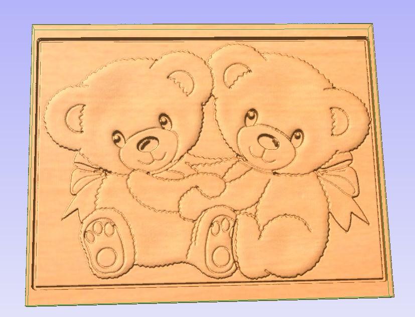 Bears.jpg Télécharger fichier STL gratuit Teddy • Plan imprimable en 3D, Account-Closed