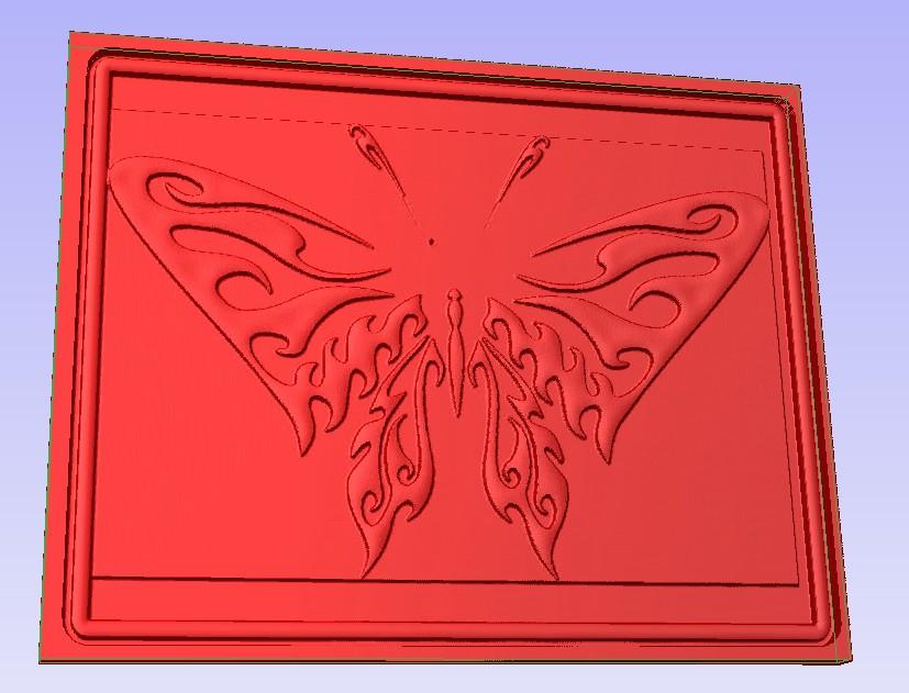 Butter.jpg Download free STL file Flutterby • 3D printer model, Account-Closed