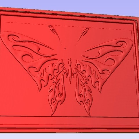 Download free 3D printer designs Flutterby, Account-Closed