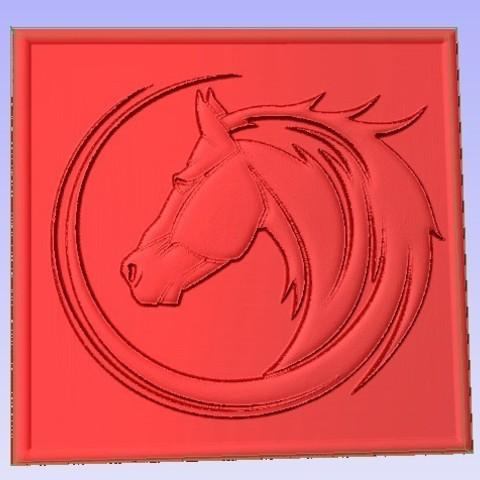 Télécharger fichier STL gratuit Cheval • Modèle à imprimer en 3D, Account-Closed