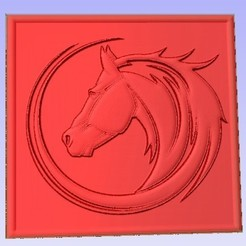 Download free 3D printer designs Horse, Account-Closed