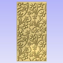Download free STL 3D Wall Panel, Account-Closed