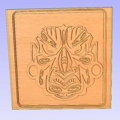 Free 3D printer files Mask, ungerk99