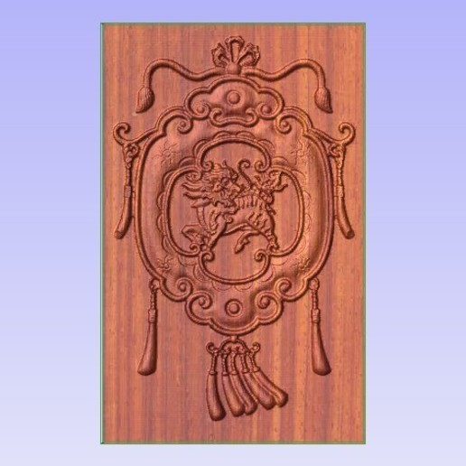 Download free STL files Chinese Decoration, Account-Closed