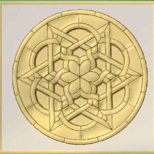 Télécharger fichier STL gratuit celtique • Objet pour impression 3D, Account-Closed