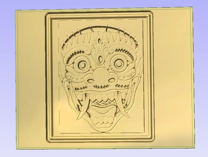 1160ae70d72b9b154f3f45b42c5bcb80.jpg Télécharger fichier STL gratuit Masque Japonais • Modèle pour imprimante 3D, Account-Closed