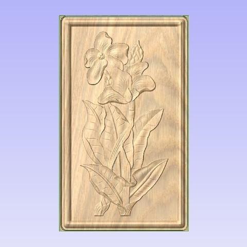 Télécharger fichier STL gratuit Plante à fleurs, ungerk99