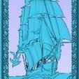 Download free STL files Sail Ship, ungerk99