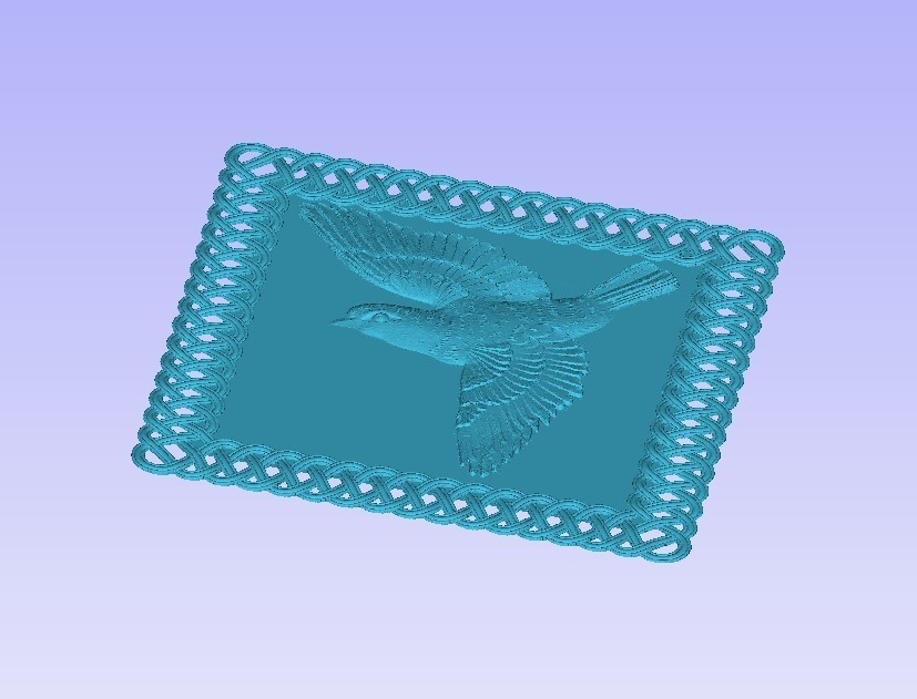 Bird2.jpg Télécharger fichier STL gratuit En vol • Design pour impression 3D, Account-Closed