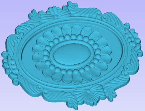Oval1.png Download free STL file Oval Design • 3D printer object, Account-Closed