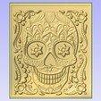 skull.jpg Download free STL file Skull • 3D printable model, Account-Closed