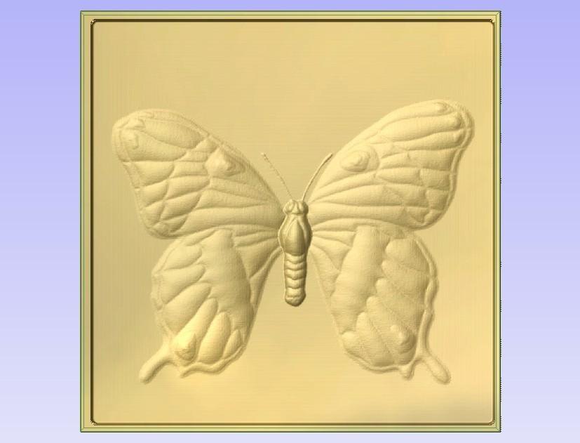 Butter.jpg Télécharger fichier STL gratuit Papillon • Objet à imprimer en 3D, Account-Closed
