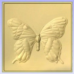 Descargar modelo 3D gratis Mariposa, Account-Closed