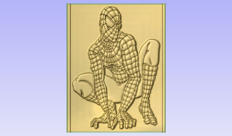 spiderman1.jpg Download free STL file Spiderman • 3D printer template, Account-Closed