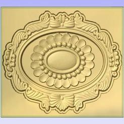 Download free 3D model Oval Design, ungerk99