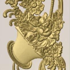 B.png Download free STL file Basket • 3D printing model, Account-Closed