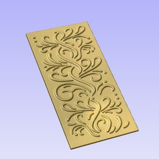 Panel1.jpg Download free STL file Wall Panel • 3D printable design, Account-Closed