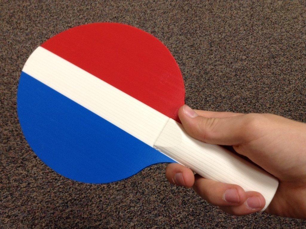 photo_1_display_large.jpg Télécharger fichier STL gratuit Raquettes de Ping Pong • Plan pour imprimante 3D, sportguy3Dprint