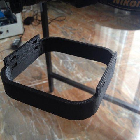 IMG_6436_display_large.JPG Télécharger fichier STL gratuit Cokin Cokin Cokin Filter System Hood - Série P pour reflex numériques • Objet imprimable en 3D, sportguy3Dprint