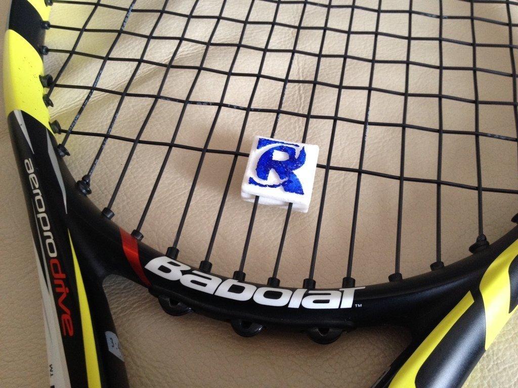 IMG_6777_display_large.JPG Download free STL file Tennis String Vibration Dampener with your LOGO! • 3D printing design, sportguy3Dprint