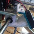 Free STL files Fan Duct for Arduino Materia 101, sportguy3Dprint